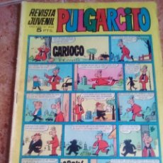 Tebeos: PULGARCITO.NUMERO 1959.BRUGUERA.CON EL SHERIFF KING. Lote 206389190