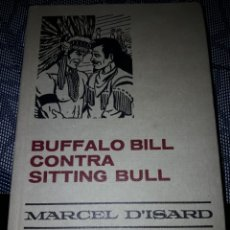 Tebeos: BUFFALO BILL CONTRA SITTING BULL. SERIE GRANDES AVENTURAS 6. EDICION DE 1976. Lote 206459421