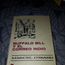 Tebeos: BUFFALO BILL Y EL CORREO INDIO. Lote 206462258