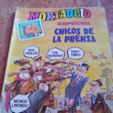 Tebeos: MORTADELO ESPECIAL CHICOS DE LA PRENSA.NUMERO 172.BRUGUERA. Lote 206527277