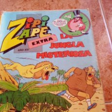 Tebeos: ZIPI Y ZAPE EXTRA LA JUNGLA MISTERIOSA .NUMERO 79.BRUGUERA. Lote 206533525