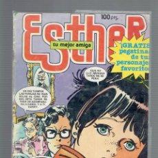 Tebeos: 2 COMICS DE ESTHER TU MEJOR AMIGA N,92,83 EDITORIAL BRUGUERA 1984. Lote 206752586