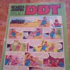 BDs: DDT.NUMERO 135.III EPOCA.BRUGUERA. Lote 206761825