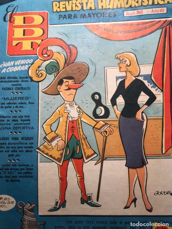 DDT.1958 (Tebeos y Comics - Bruguera - DDT)
