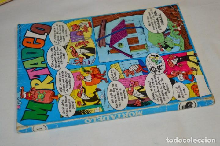 Tebeos: Lotazo MORTADELO y FILEMÓN - Diferentes épocas formatos - Lote Comics variado ¡Mira fotos/detalles! - Foto 3 - 206812398