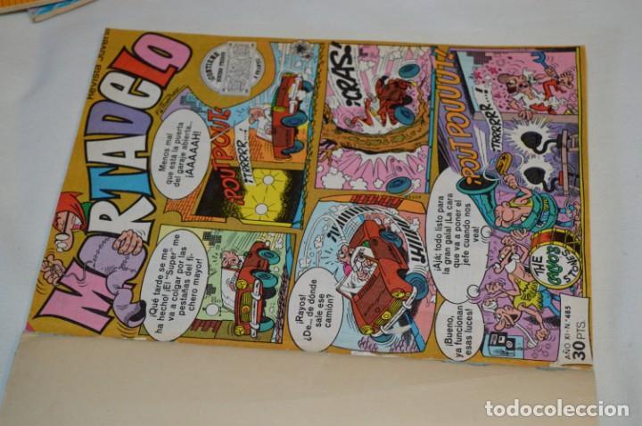 Tebeos: Lotazo MORTADELO y FILEMÓN - Diferentes épocas formatos - Lote Comics variado ¡Mira fotos/detalles! - Foto 4 - 206812398