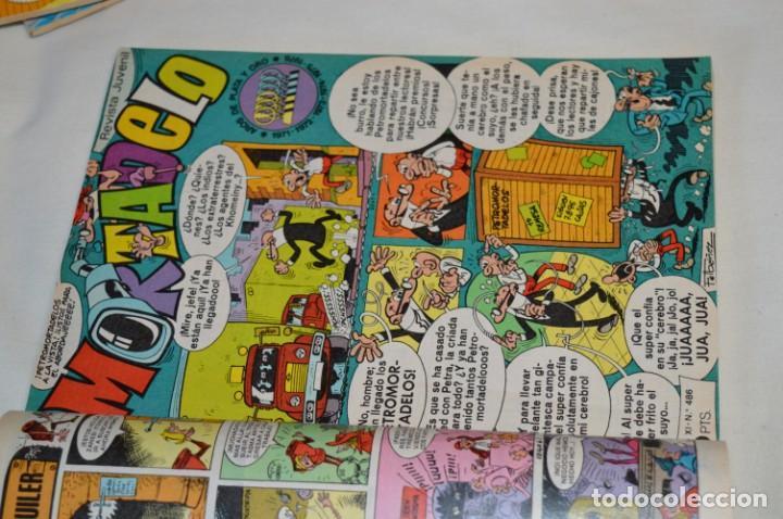 Tebeos: Lotazo MORTADELO y FILEMÓN - Diferentes épocas formatos - Lote Comics variado ¡Mira fotos/detalles! - Foto 5 - 206812398