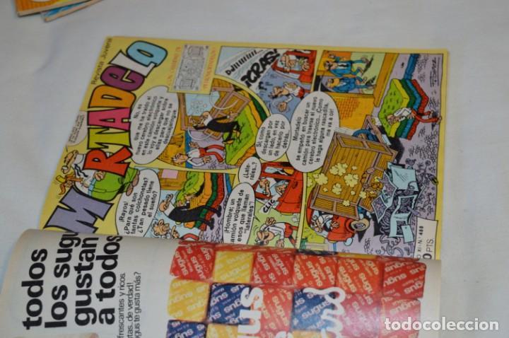 Tebeos: Lotazo MORTADELO y FILEMÓN - Diferentes épocas formatos - Lote Comics variado ¡Mira fotos/detalles! - Foto 7 - 206812398