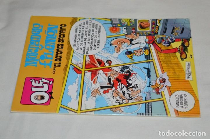 Tebeos: Lotazo MORTADELO y FILEMÓN - Diferentes épocas formatos - Lote Comics variado ¡Mira fotos/detalles! - Foto 13 - 206812398