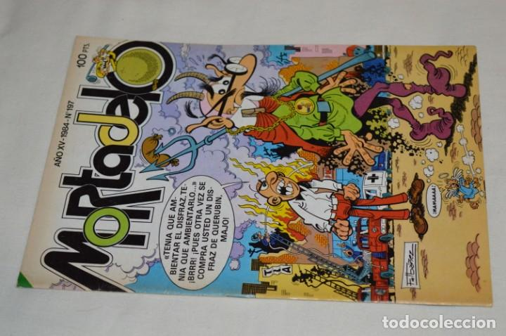 Tebeos: Lotazo MORTADELO y FILEMÓN - Diferentes épocas formatos - Lote Comics variado ¡Mira fotos/detalles! - Foto 20 - 206812398