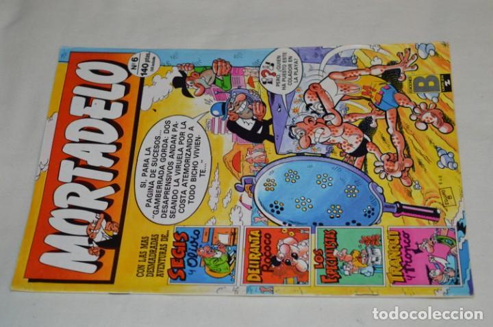 Tebeos: Lotazo MORTADELO y FILEMÓN - Diferentes épocas formatos - Lote Comics variado ¡Mira fotos/detalles! - Foto 21 - 206812398