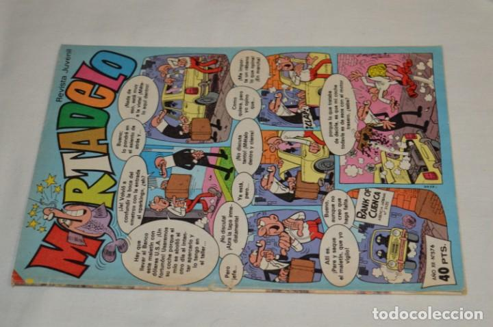 Tebeos: Lotazo MORTADELO y FILEMÓN - Diferentes épocas formatos - Lote Comics variado ¡Mira fotos/detalles! - Foto 22 - 206812398