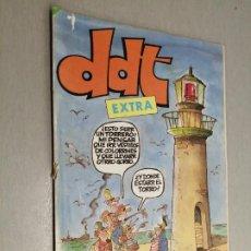 Tebeos: DDT EXTRA Nº 33: ¡LLEGAN LOS TURISTAS! / BRUGUERA 1983. Lote 206878300