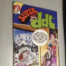 Tebeos: SÚPER DDT Nº 46 / BRUGUERA 1977. Lote 206881325