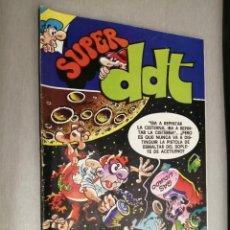 Tebeos: SÚPER DDT Nº 48 / BRUGUERA 1977. Lote 206882716