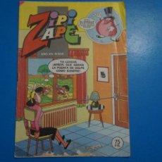 Tebeos: COMIC DE OLE ZIPI Y ZAPE AÑO 1990 Nº 608 DE BRUGUERA LOTE 22 B. Lote 206939082