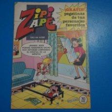 Tebeos: COMIC DE OLE ZIPI Y ZAPE AÑO 1990 Nº 598 DE BRUGUERA LOTE 22 B. Lote 206939098