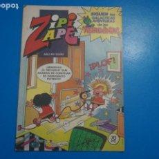 Tebeos: COMIC DE OLE ZIPI Y ZAPE AÑO 1990 Nº 599 DE BRUGUERA LOTE 22 B. Lote 206939135