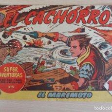 Tebeos: EL CACHORRO Nº 165. EL MAREMOTO. EDITA BRUGUERA.. Lote 207023236