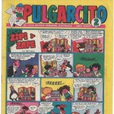 Tebeos: PULGARCITO Nº 1336 CON HISTORIASCOPIO TRUENO Y DAN- ORIGINAL BUEN ESTADO-IMPORTANTE LEER Y VER FOTOS. Lote 207030332