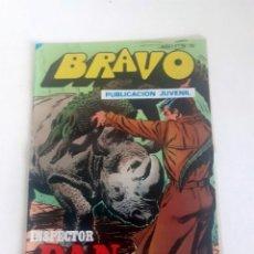 Tebeos: TEBEO BRAVO 1976 EDITORIAL BRUGUERA INSPECTOR DAN PELIGRO EN LA CIUDAD Nº 70 35. Lote 207137421