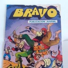 Tebeos: DESCRIPCION: TEBEO BRAVO 1976 EDITORIAL BRUGUERA EL CACHORRO EL TRIUNFO DE UN HEROE Nº 69 35. Lote 207140162
