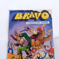 Tebeos: DESCRIPCION: TEBEO BRAVO 1976 EDITORIAL BRUGUERA EL CACHORRO EL TRIUNFO DE UN HEROE Nº 69 35. Lote 207140227