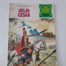 Tebeos: JOYAS LITERARIAS JUVENILES NÚMERO 47 JULIO CÉSAR 4 EDICIÓN 1979 EDITORIAL BRUGUERA. Lote 207230101