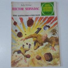 Tebeos: JOYAS LITERARIAS JUVENILES NÚMERO 167 HÉCTOR SERVADAC 1 EDICIÓN 1976 EDITORIAL BRUGUERA. Lote 207231247