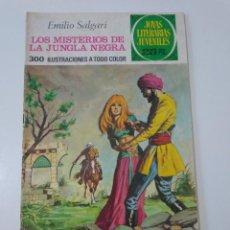 Tebeos: JOYAS LITERARIAS JUVENILES NÚMERO 149 LOS MISTERIOS DE LA JUNGLA NEGRA 1 EDICIÓN 1975 EDITORIALGUERA. Lote 207231953
