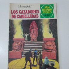Tebeos: JOYAS LITERARIAS JUVENILES NÚMERO 66 LOS CAZADORES DE CABELLERAS 3 EDICIÓN 1981 EDITORIAL BRUGUERA. Lote 207233642