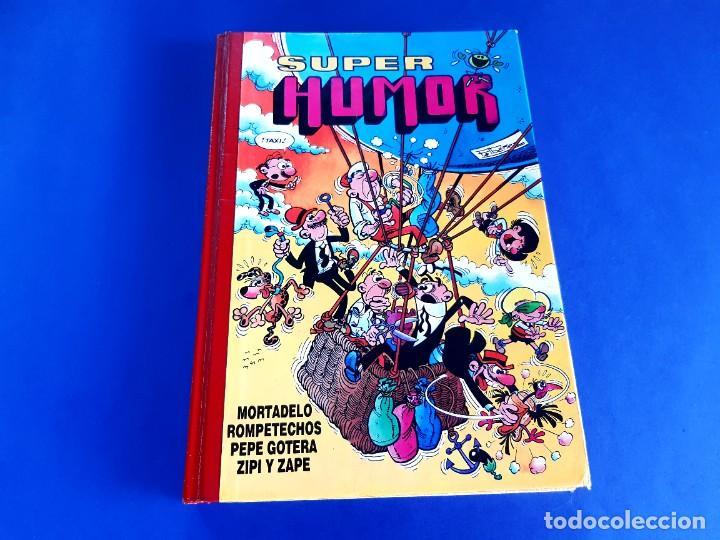 Tebeos: Super Humor nº 47 1ª edición Mayo 1990 Bruguera - Foto 2 - 207273216