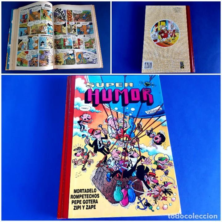 SUPER HUMOR Nº 47 1ª EDICIÓN MAYO 1990 BRUGUERA (Tebeos y Comics - Bruguera - Super Humor)