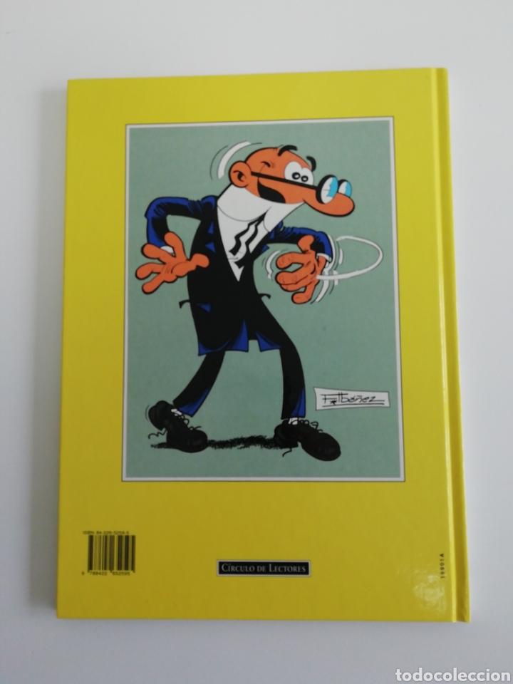 Tebeos: Mortadelo y filemon (DINOSAURIOS). Magos del humor tapa dura - Foto 2 - 207304083