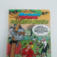 Tebeos: MORTADELO Y FILEMON (ESOS KILITOS MALDITOS). MAGOS DEL HUMOR TAPA DURA. Lote 207311852