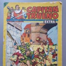 Tebeos: EL CAPITAN TRUENO 172 EXTRA AÑO IV ORIGINAL AÑO 1959. Lote 207317076