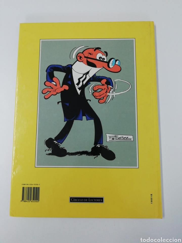 Tebeos: Mortadelo y filemon (LOS INVASORES). Magos del humor tapa dura - Foto 2 - 207369905