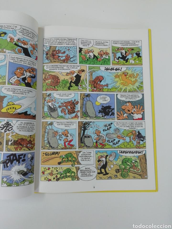 Tebeos: Mortadelo y filemon (LOS INVASORES). Magos del humor tapa dura - Foto 5 - 207369905