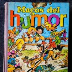 Tebeos: MAGOS DEL HUMOR XIII. BRUGUERA, 1973. Lote 207647803