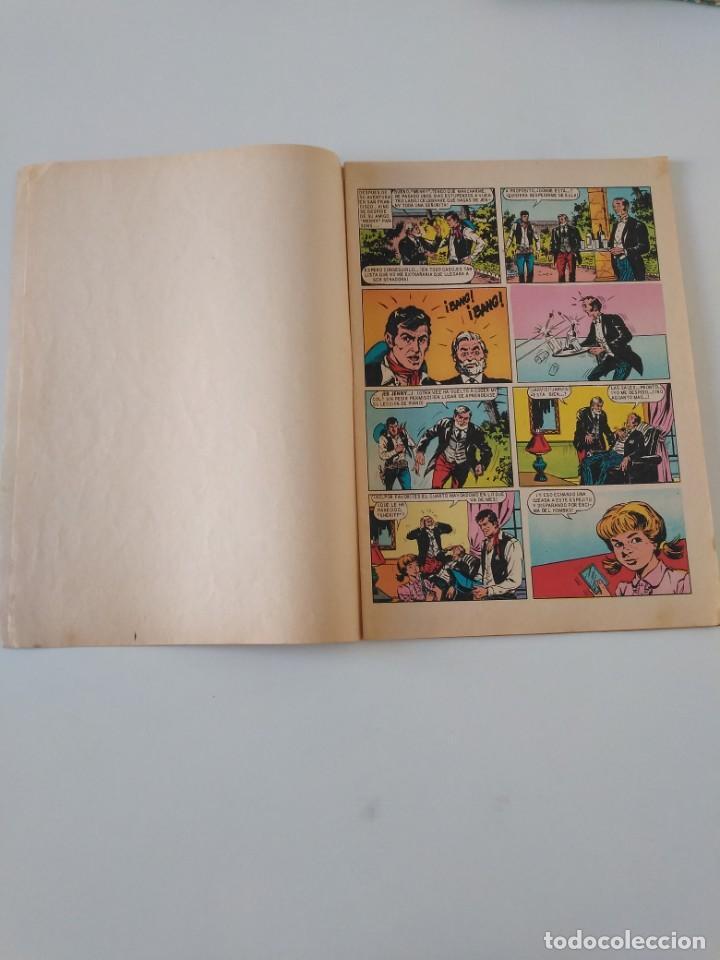 Tebeos: El Sheriff King número 6 El Tren Desaparecido Grandes Aventururas Juveniles 2 Edición 1975 Bruguera - Foto 5 - 207869595