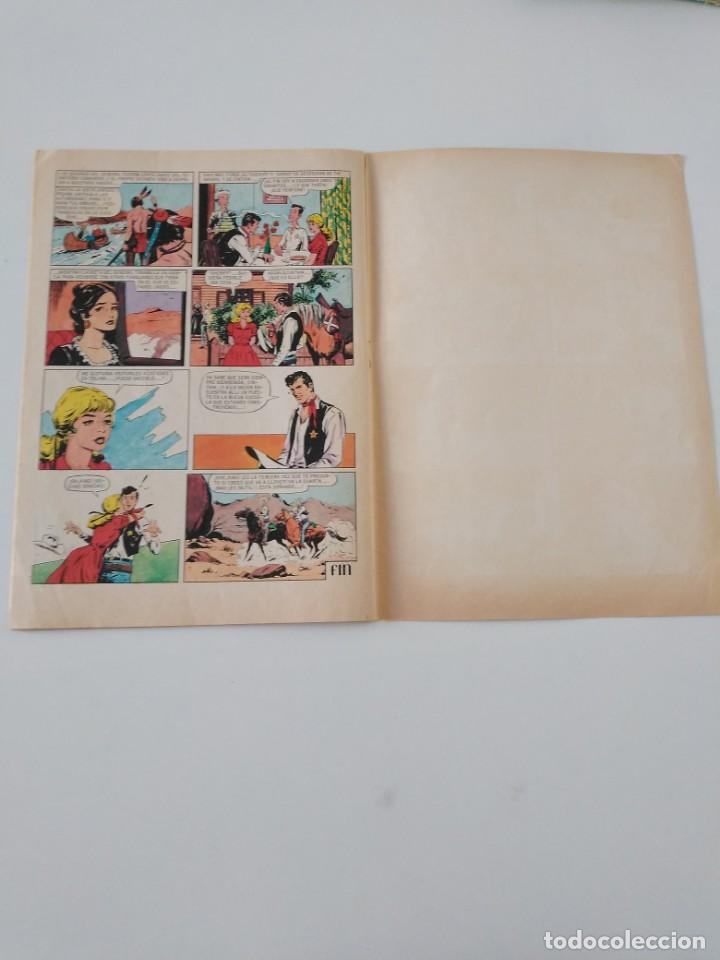 Tebeos: El Sheriff King número 6 El Tren Desaparecido Grandes Aventururas Juveniles 2 Edición 1975 Bruguera - Foto 7 - 207869595