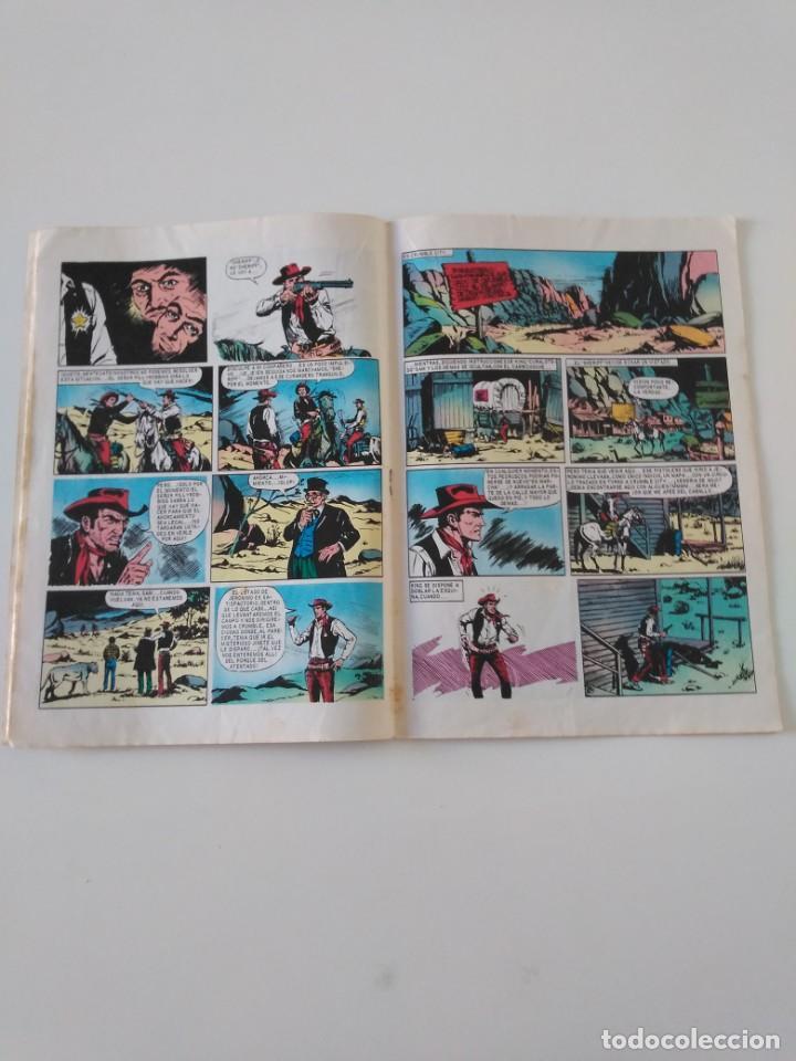 Tebeos: El Sheriff King número 16 La Muerte Espera en Crumble City Grandes Aventururas Juveniles 1 Edición - Foto 6 - 207870366
