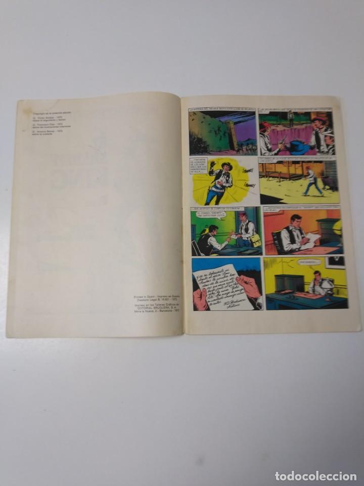 Tebeos: El Sheriff King número 22 Siete Mac Dougal Grandes Aventururas Juveniles 1 Edición 1972 Bruguera - Foto 5 - 207871811