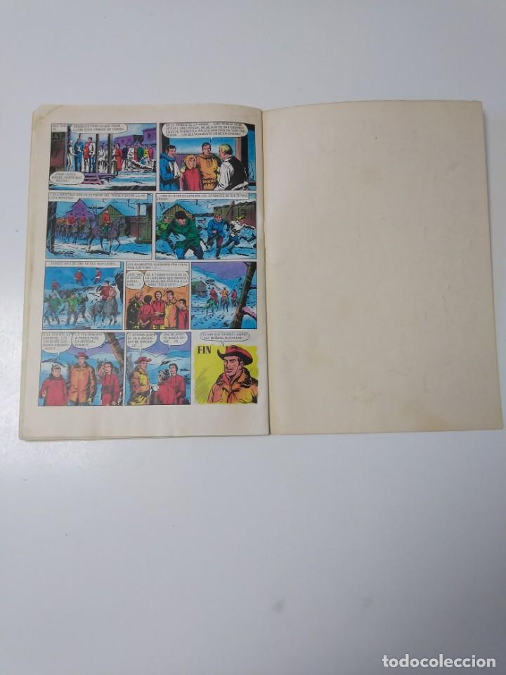 Tebeos: El Sheriff King número 22 Siete Mac Dougal Grandes Aventururas Juveniles 1 Edición 1972 Bruguera - Foto 7 - 207871811