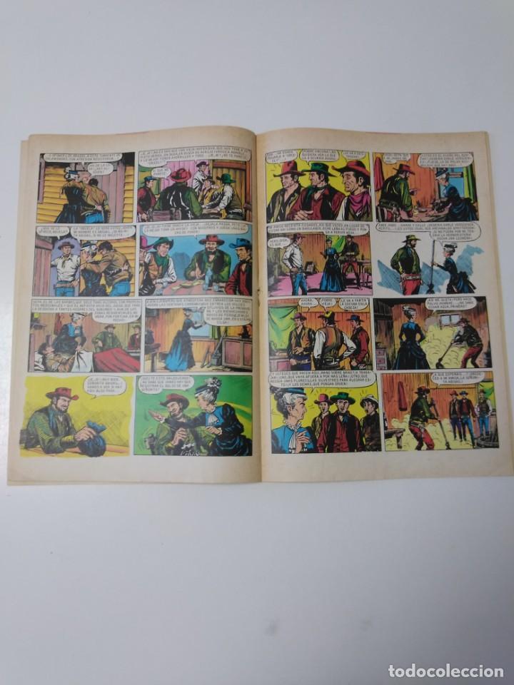 Tebeos: El Sheriff King número 30 La Secta de la Mandrágora Grandes Aventuras Juveniles 2 Edición 1975 - Foto 6 - 207874077