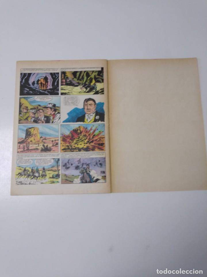 Tebeos: El Sheriff King número 30 La Secta de la Mandrágora Grandes Aventuras Juveniles 2 Edición 1975 - Foto 7 - 207874077