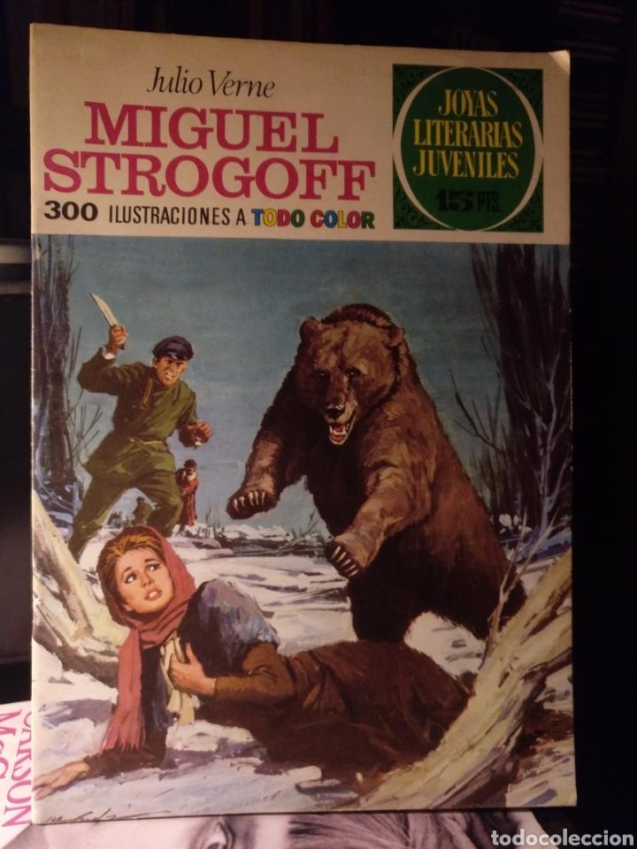MIGUEL STROGOFF. BRUGUERA 1970. NO 1 (Tebeos y Comics - Bruguera - Joyas Literarias)