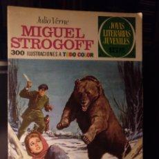 Tebeos: MIGUEL STROGOFF. BRUGUERA 1970. NO 1. Lote 207898440