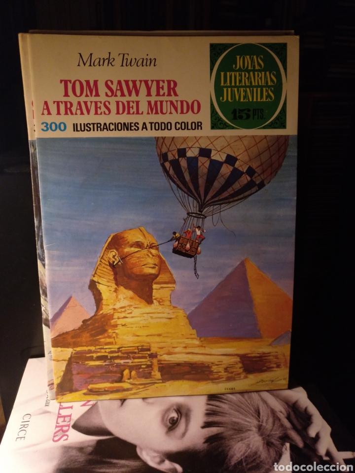 TOM SAWYER A TRAVÉS DEL MUNDO. BRUGUERA 24 LABERINTO ROJO (Tebeos y Comics - Bruguera - Joyas Literarias)