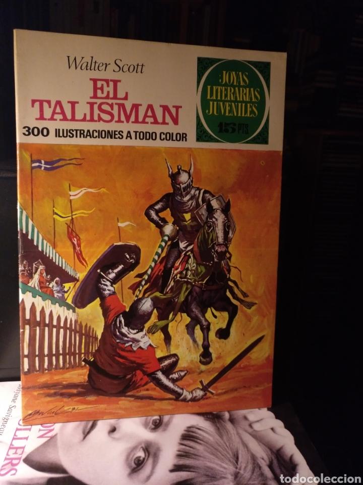 EL TALISMÁN. BRUGUERA 30 1971 LABERINTO ROJO (Tebeos y Comics - Bruguera - Joyas Literarias)